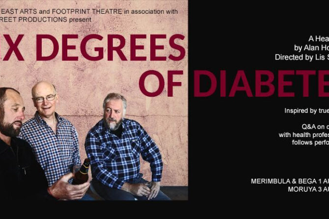 SE Arts presents free performances of the health play Six Degrees of Diabetes