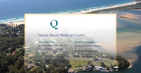 Queen Street Medical Centre Tuross to <br>close                Friday, 30 August