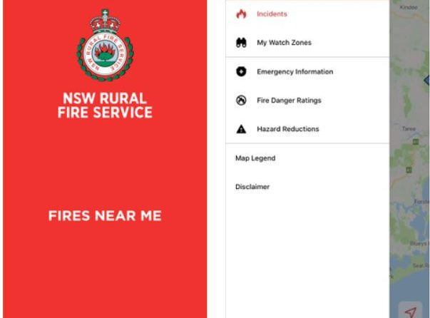 Bushfires – staying alert and safe