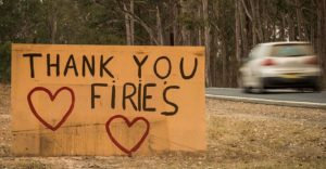 Thank you to the RFS
