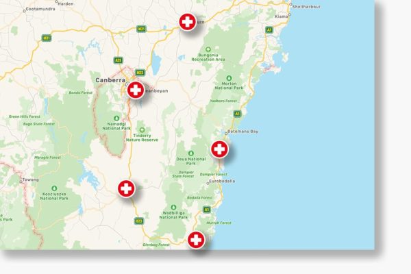 New COVID-19 clinics for our region