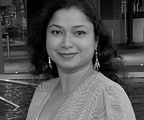 Dr Borna Das